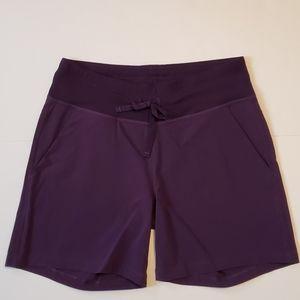 Tuff Athletics Purple Shorts Sz Small